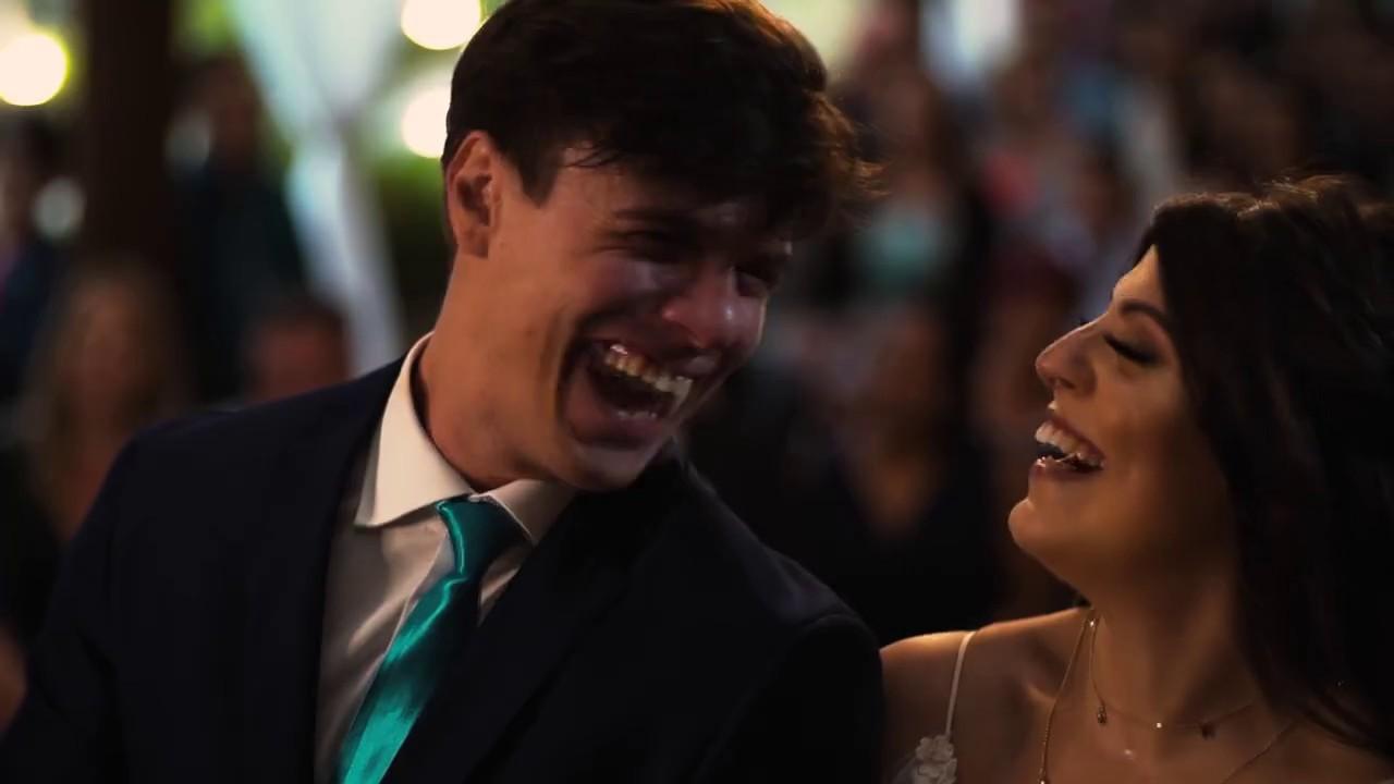 Cerimônia de Casamento Emocionante | Katharina&Jair | Casarão La Villa
