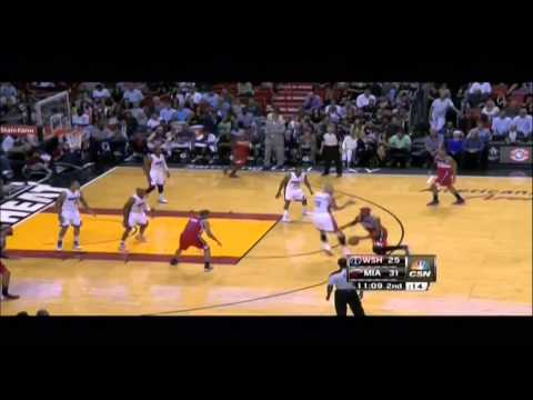 VIDEO: The Dwyane Wade experience in 2014