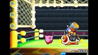 Kirby Super Star (Video Game)