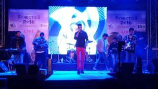 Arnab Chakraborty Live | BIT 2016 | Dekha Jo Tujhe