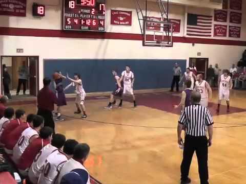 Ticonderoga - Moriah Varsity Boys 1-3-13