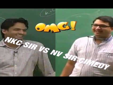 NKC SIR AND NV SIR FUNNY VIDEO,PHYSICS FACULTY,ETOOS,KOTA