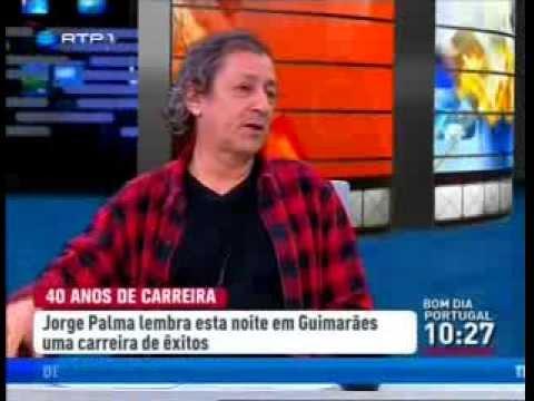Jorge Palma | Bom dia Portugal - Março 2014