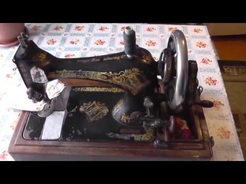 Швейная машина  Singer Раритет