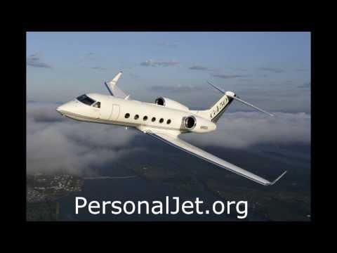 Rich and famous people private planes