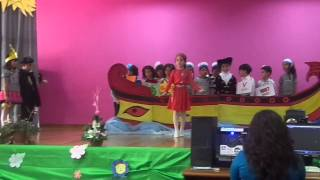 Армянский танец армянской красавицы Ларочки