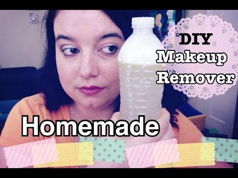 DIY: HOMEMADE EYE MAKEUP REMOVER