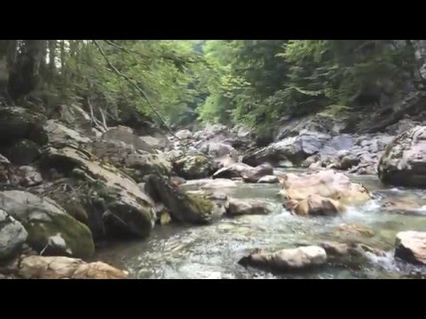 NICK FLY FISHING - VALBONA RIVER, TROPOJE ALBANIA - TROUT - AUG 2015