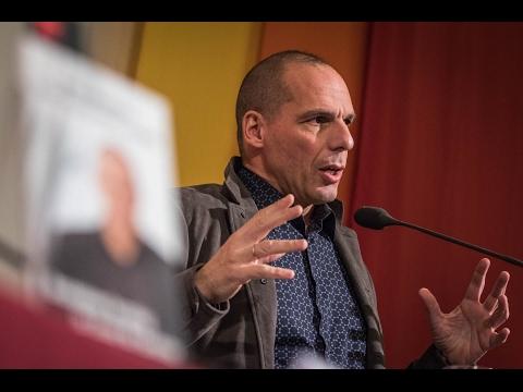 Ο Γιάνης Βαρουφάκης μιλάει για όλα στη Γερμανία