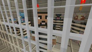 Minecraft XBOX - Hide and Seek - Jail