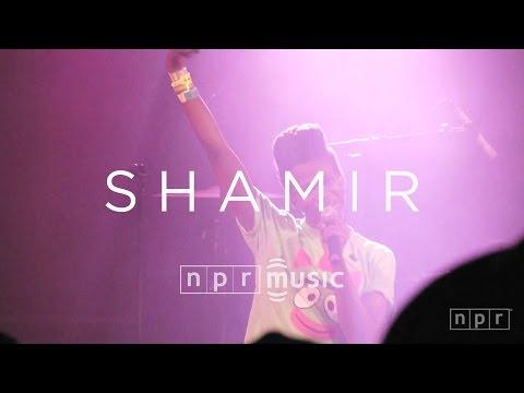 Shamir SXSW 2015   NPR MUSIC FRONT ROW