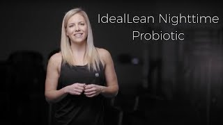 IdeaLean Nighttime Probiotic: Better Gut Health and Improved Sleep