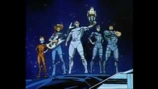 SilverHawks Opening - Intro [HD]