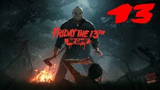 The FGN Crew Plays: Friday the 13th The Game #13 - Bedroom Mishap (PC)
