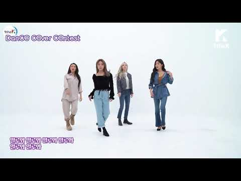 (mirrored) Gogo Bebe 'MAMAMOO' Dance Practice Choreography Video