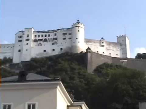 Salzburg, Austria - Home to the Filming of the Movie