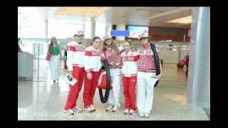 Aliya Mustafina :Outside of Gymnastics (Part:7).