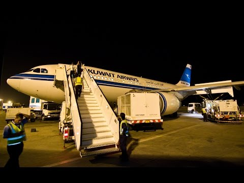 Kuwait Airways A310-300 | Dubai - Kuwait | Trip Report