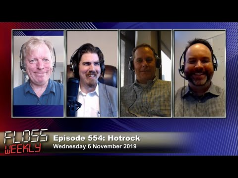 Hotrock - FLOSS Weekly 554