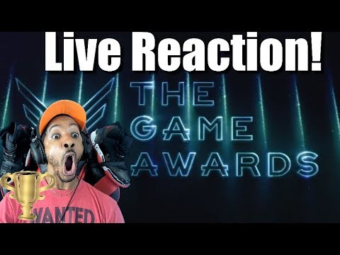 THE GAME AWARDS 2018 LIVE REACTION