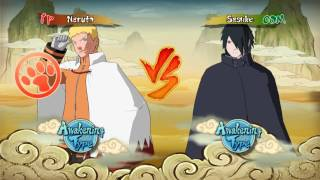 Naruto Ultimate Ninja Storm Revolution (NSUNS4 Modpack V2.9)