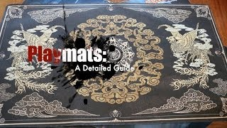 What Is The Best MTG Gaming Playmat? A Guide To Ultra Pro, Inkedplaymats & More! Magic The Gathering