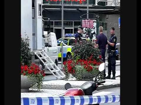 Väpnat rån mot Forex i Vällingby