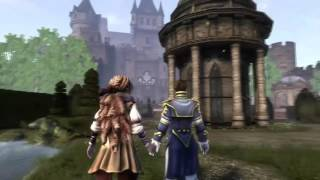 Fable 3 walkthrough HD Xbox one gameplay part 1