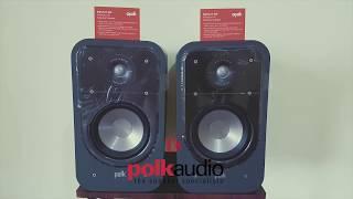 Polk Audio Signature S20 American HiFi Speaker Sound Demo & Unboxing