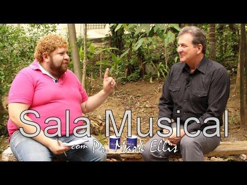 Mark Ellis no SALA MUSICAL