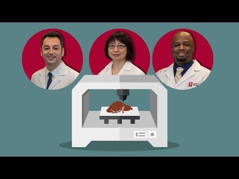 0 - Zusammenarbeit zum 3D-Druck von Organen gestartet