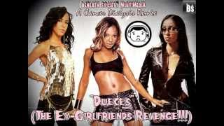 Chris Brown ft. Mya, Ashanti & Aliyah - Dueces (The EX-Girlfriends Revenge Remix by Cancer Dialysis)