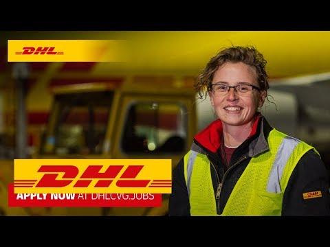 Be Like Cody, Work At The DHL Cincinnati Global Hub