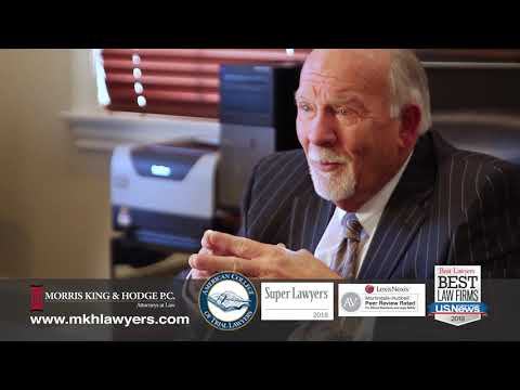 Hurt in an Accident in Huntsville Alabama? Call Morris King and Hodge for Help