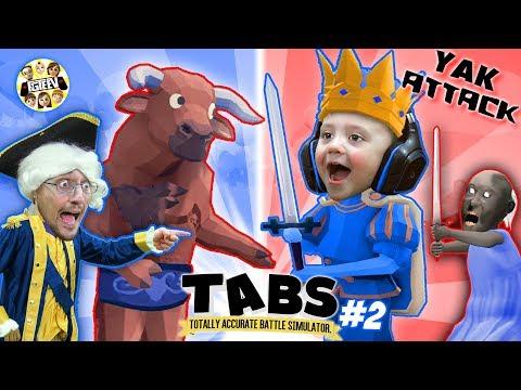 Ferry Funny Fgteev Fideo || TABS #2