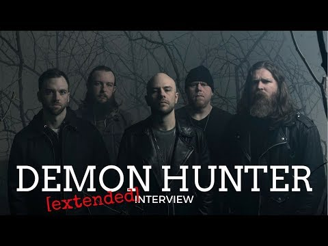 Demon Hunter Interview- April 9, 2017