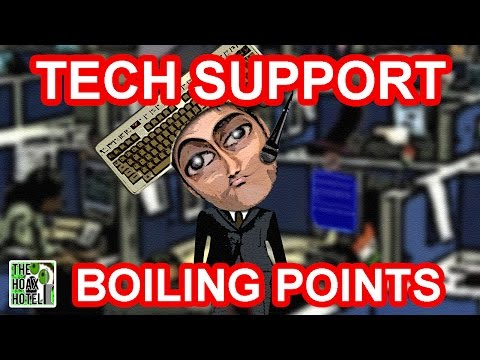 Tech Support Scam Boiling Points - The Hoax Hotel