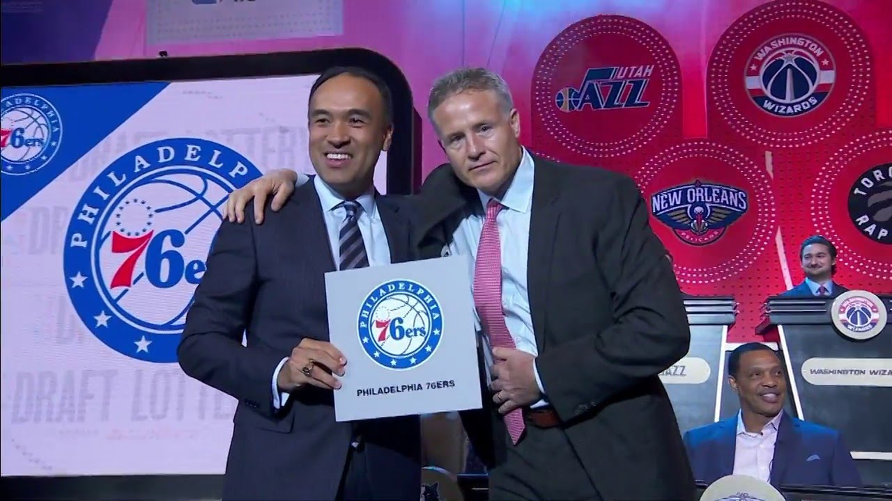Sixers get No. 3 pick in NBA draft after pick swap with Kings