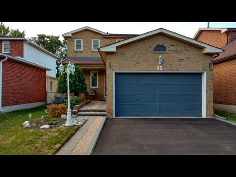 Brampton 3 BR 2 WR House For Sale