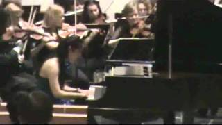 2011 Piano Concerto with the Chamber Orchestra
