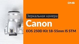 Розпакування дзеркальної камери Canon EOS 250D Kit 18-55mm / Unboxing Canon EOS 250D Kit 18-55mm