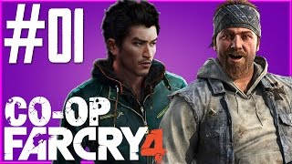 Far Cry 4 Co-Op Gameplay | Part 1: Great Adventure