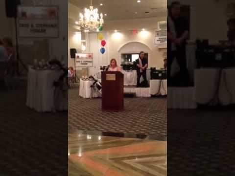 Speech at MCCD Annual Golf Outing