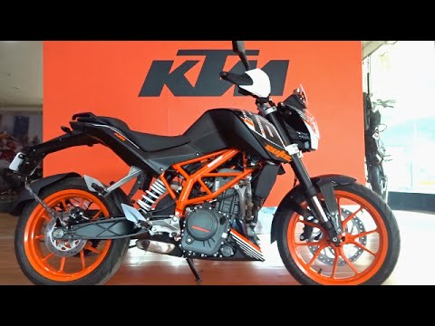 bikes@dinos: ktm duke 390 slipper clutch review, walkaround, test