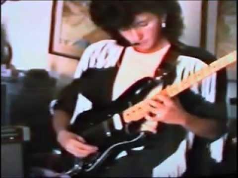 il mio primo demo - Massimo Varini - avevo 18 anni ed era il 1988