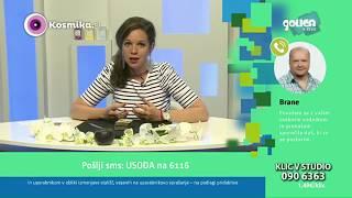 KosmikaTV: Vedeževalka Špela - Brezpogojno sprejemanje (30.5.2017)