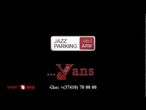 Презентация проекта Jazz Parking в Армении
