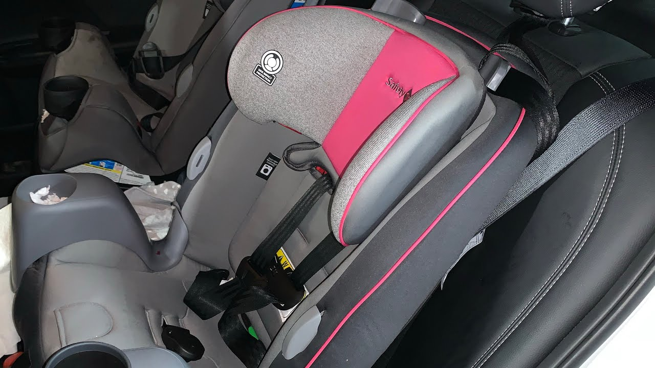 Safety 1st 3 in 1 Car Seat - up to 100 lbs
