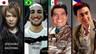 Cha-la Head Cha-la epic Mashup: Hironobu Kageyama, Rodrigo Firmo, Ricardo Silva & Gino Padilla