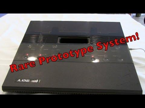 Ultra Rare Atari 2700 System-Review (Prototype) - Gamester81